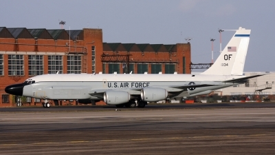 Photo ID 94970 by PAUL CALLAGHAN. USA Air Force Boeing RC 135W 717 158, 62 4134
