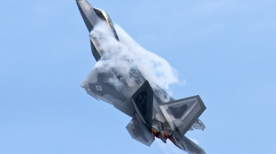 Photo ID 94775 by Dariusz Siusta. USA Army Air Force Lockheed Martin F 22A Raptor, 04 4070