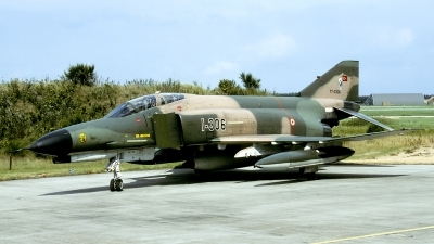 Photo ID 94821 by Joop de Groot. Turkey Air Force McDonnell Douglas F 4E Phantom II, 77 0306