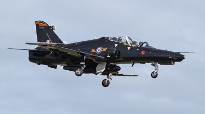 Photo ID 94859 by Mike Griffiths. UK Air Force BAE Systems Hawk T2, ZK027