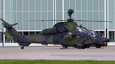 Photo ID 95252 by Mathias Grägel - GME-AirFoto. Germany Army Eurocopter EC 665 Tiger UHT, 74 23