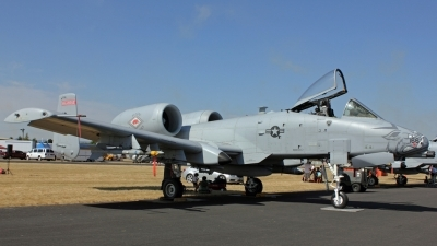 Photo ID 95353 by Alex Jossi. USA Air Force Fairchild A 10C Thunderbolt II, 80 0166