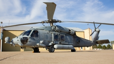 Photo ID 95399 by Nick Thomas. USA Navy Sikorsky HH 60H SeaHawk S 70B, 163799