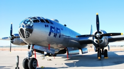 Photo ID 95398 by W.A.Kazior. Private Commemorative Air Force Boeing B 29A Superfortress, N529B