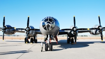 Photo ID 95397 by W.A.Kazior. Private Commemorative Air Force Boeing B 29A Superfortress, N529B