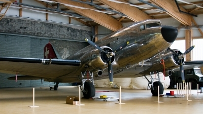 Photo ID 95693 by Jan Eenling. Private Private Douglas C 47A Skytrain, HB ISC