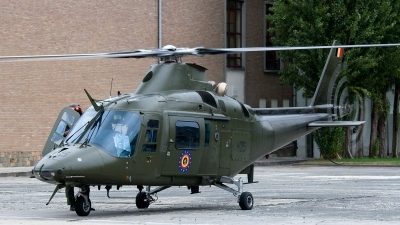 Photo ID 95600 by Jan Eenling. Belgium Army Agusta A 109HO A 109BA, H 25