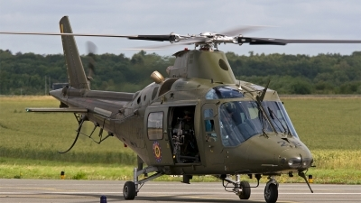 Photo ID 95393 by Jan Eenling. Belgium Army Agusta A 109HO A 109BA, H28