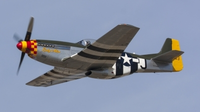 Photo ID 95475 by Nathan Havercroft. Private Private North American P 51D Mustang, N151MW