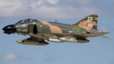 Photo ID 95557 by Joe Osciak. Private Collings Foundation McDonnell Douglas F 4D Phantom II, N749CF