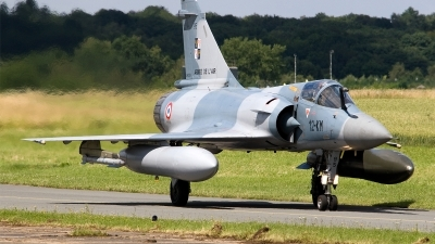 Photo ID 95922 by Jan Eenling. France Air Force Dassault Mirage 2000C, 95