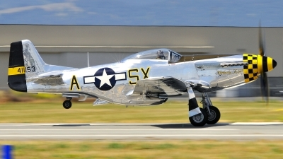 Photo ID 95807 by W.A.Kazior. Private Private North American P 51D Mustang, N451TB