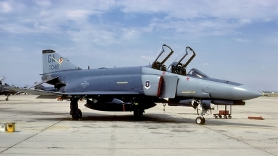 Photo ID 95803 by Rainer Mueller. USA Air Force McDonnell Douglas F 4E Phantom II, 74 1048