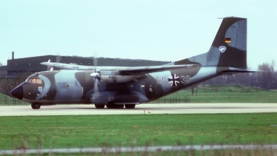 Photo ID 96270 by Rainer Mueller. Germany Air Force Transall C 160D, 50 38
