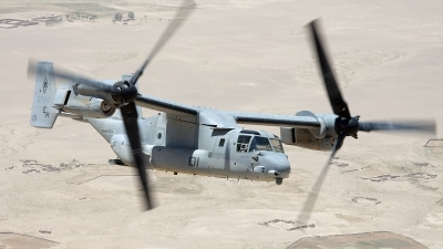 Photo ID 96053 by Tony Osborne - Opensky Imagery. USA Marines Bell Boeing MV 22B Osprey, 166724