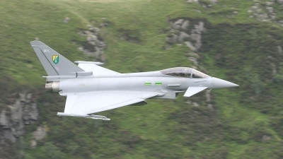 Photo ID 12256 by Neil Bates. UK Air Force Eurofighter EF 2000 Typhoon F2, ZJ918