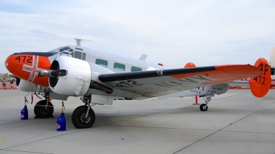 Photo ID 96087 by W.A.Kazior. Private Private Beech C 45H Expeditor, N181MH