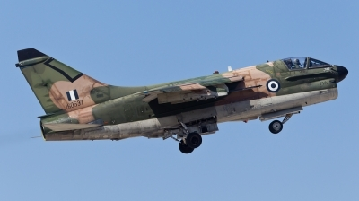 Photo ID 96140 by Andreas Zeitler - Flying-Wings. Greece Air Force LTV Aerospace A 7E Corsair II, 160537