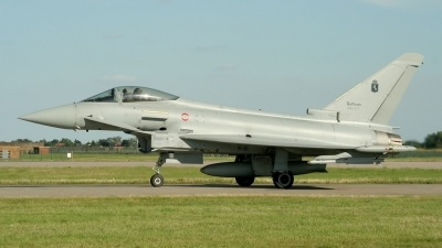 Photo ID 12272 by Gary Stedman. Italy Air Force Eurofighter F 2000A Typhoon EF 2000, MM7277