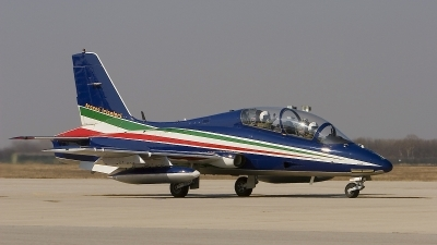 Photo ID 98705 by Tommaso Munforti. Italy Air Force Aermacchi MB 339PAN,