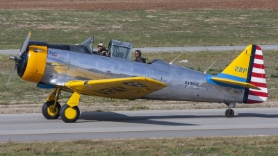 Photo ID 96231 by Nathan Havercroft. Private Private North American T 6G Texan, N4995C