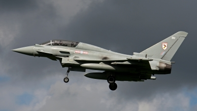 Photo ID 96209 by Jan Eenling. UK Air Force Eurofighter EF 2000 Typhoon FGR4, ZJ815
