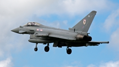 Photo ID 96489 by Jan Eenling. UK Air Force Eurofighter EF 2000 Typhoon FGR4, ZJ928