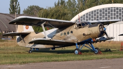 Photo ID 96454 by Carl Brent. Romania Air Force Antonov An 2R, 37