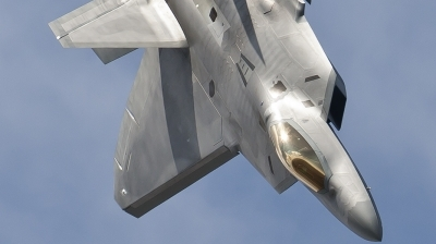 Photo ID 96326 by Rich Bedford - SRAviation. USA Air Force Lockheed Martin F 22A Raptor, 06 4126