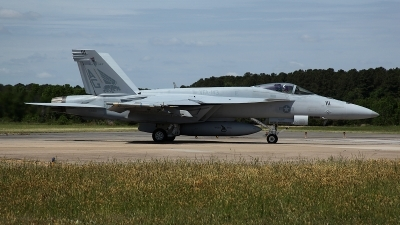 Photo ID 96248 by David F. Brown. USA Navy Boeing F A 18E Super Hornet, 166601