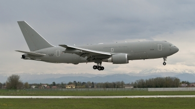 Photo ID 96640 by Claudio Tramontin. Italy Air Force Boeing KC 767A 767 2EY ER, MM62229