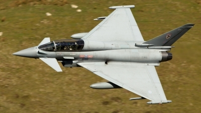 Photo ID 96534 by Neil Bates. UK Air Force Eurofighter EF 2000 Typhoon T1, ZJ812