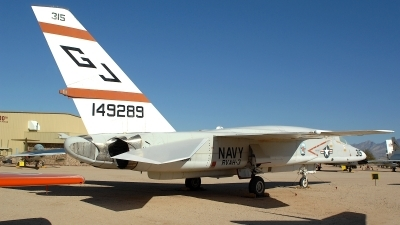 Photo ID 96530 by Peter Boschert. USA Navy North American RA 5C Vigilante, 149289