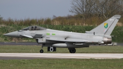 Photo ID 96789 by Peter Emmert. UK Air Force Eurofighter EF 2000 Typhoon FGR4, ZJ920