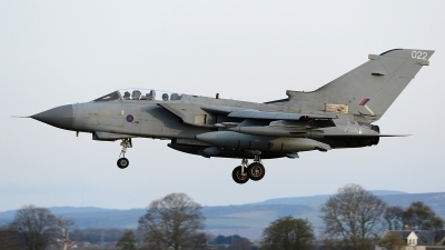 Photo ID 96824 by Lieuwe Hofstra. UK Air Force Panavia Tornado GR4, ZA453