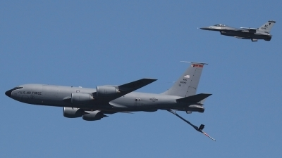 Photo ID 96940 by Joe Osciak. USA Air Force Boeing KC 135R Stratotanker 717 148, 63 8040