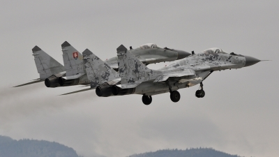 Photo ID 97423 by Roman Mr.MiG. Slovakia Air Force Mikoyan Gurevich MiG 29AS, 6728