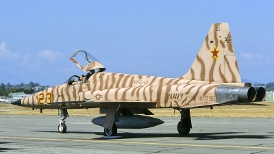 Photo ID 97061 by Mark Munzel. USA Navy Northrop F 5E Tiger II, 160795