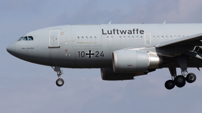 Photo ID 97289 by Olli J.. Germany Air Force Airbus A310 304 MRTT, 10 24
