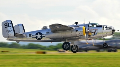 Photo ID 97622 by W.A.Kazior. Private Private North American B 25C Mitchell, N3774