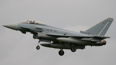 Photo ID 97614 by Bert van Wijk. Germany Air Force Eurofighter EF 2000 Typhoon S, 30 78