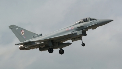 Photo ID 97675 by CHARLES OSTA. UK Air Force Eurofighter EF 2000 Typhoon FGR4, ZK308