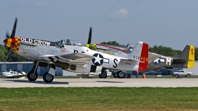Photo ID 97550 by Steve Homewood. Private Private North American P 51D Mustang, NL451MG