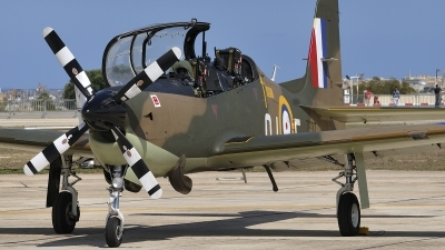 Photo ID 97594 by Peter Terlouw. UK Air Force Short Tucano T1, ZF317