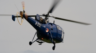 Photo ID 97540 by Bert van Wijk. Netherlands Air Force Aerospatiale SA 316B Alouette III, A 292