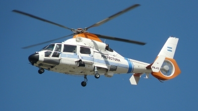 Photo ID 98739 by Martin Kubo. Argentina Coast Guard Eurocopter AS 365N 2 Dauphin 2, PA 43
