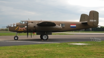 Photo ID 98077 by Peter Terlouw. Private Private North American B 25N Mitchell, N320SQ