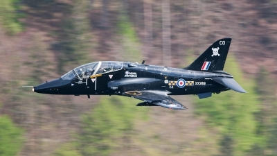 Photo ID 98118 by Paul Massey. UK Air Force British Aerospace Hawk T 1A, XX289