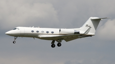 Photo ID 98176 by Niels Roman / VORTEX-images. USA Army Gulfstream Aerospace C 20E Gulfstream III, 87 0140