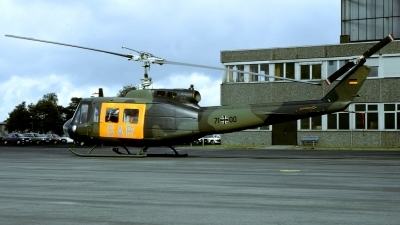 Photo ID 97937 by Bart Hoekstra. Germany Air Force Bell UH 1D Iroquois 205, 71 00